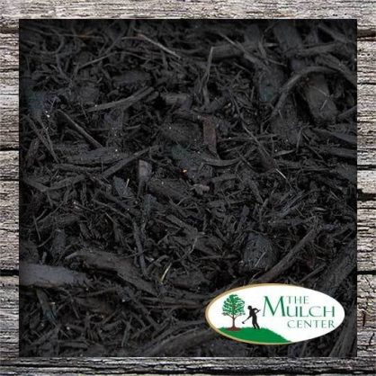 Color Enhanced Black Mulch