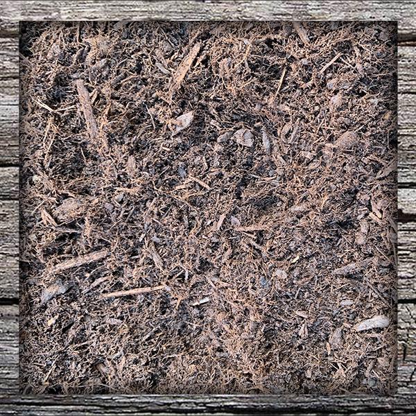 Western Hardwood Bark Mulch