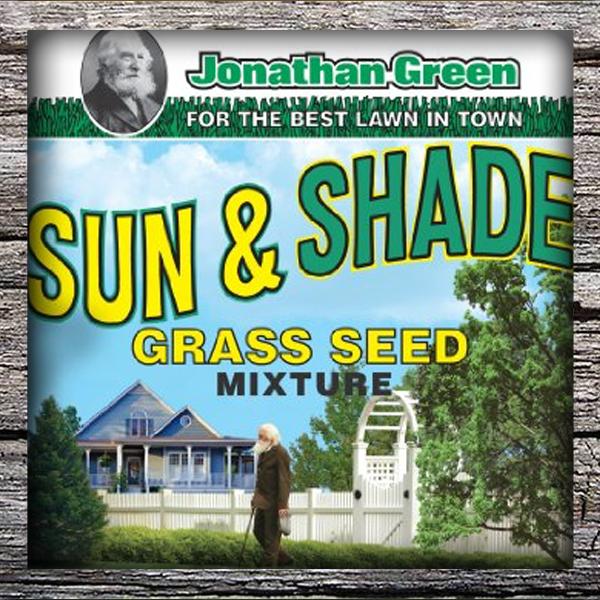 Jonathan Green Sun & Shade Grass Seed